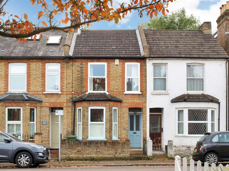 2 Bedrooms Terraced House for sale in Heathfield Road, Bromley, BR1