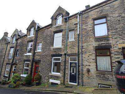 3 Bedrooms Terraced House for rent in Guildford Street, Hebden Bridge