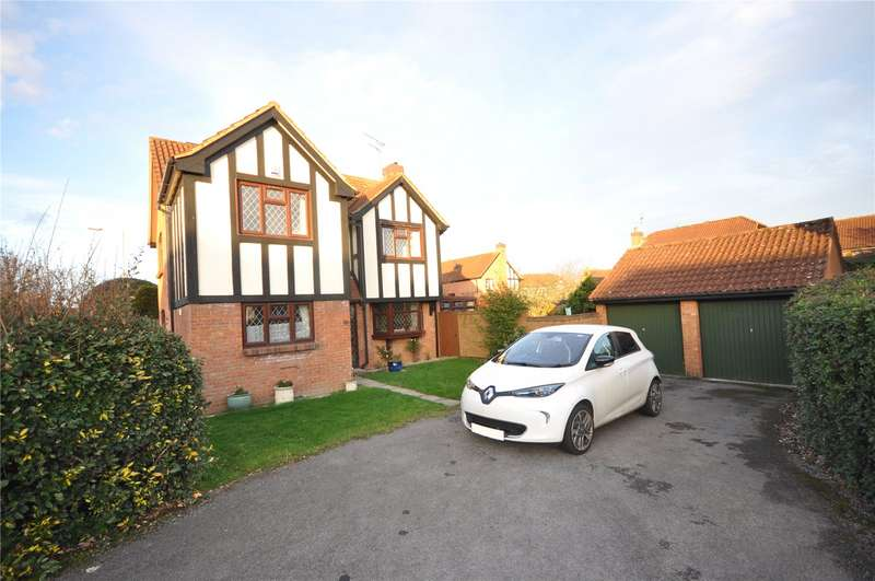 4 Bedrooms Detached House for rent in Sudeley Way, Grange Park, Swindon, Wiltshire, SN5