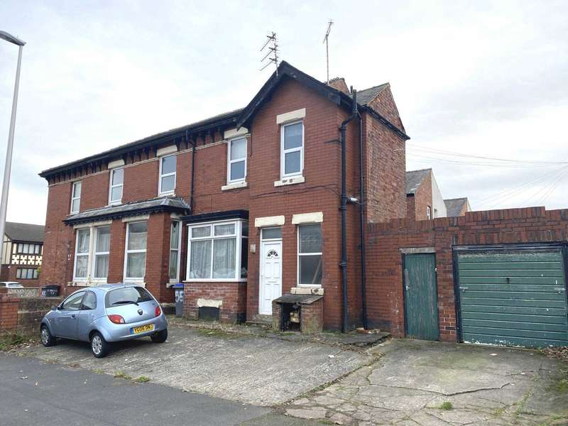 3 Bedrooms Block Of Apartments Flat for sale in Bryan Road, Blackpool, FY3 9BG