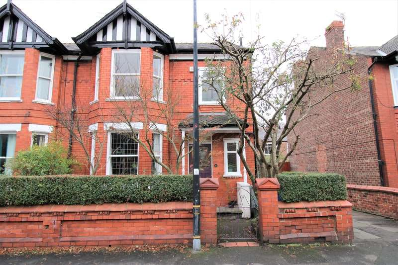 3 Bedrooms Semi Detached House for sale in Leighton Road, Manchester, Greater Manchester, M16
