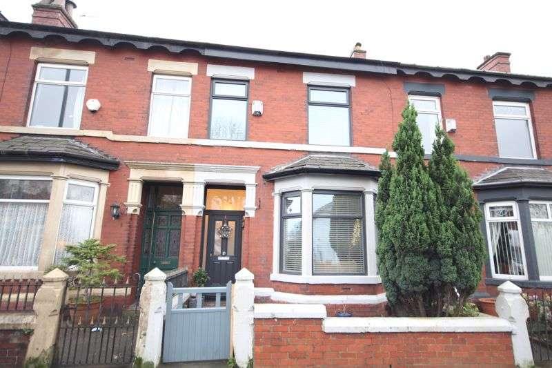 2 Bedrooms Property for sale in BURY NEW ROAD, Heywood OL10 3JX