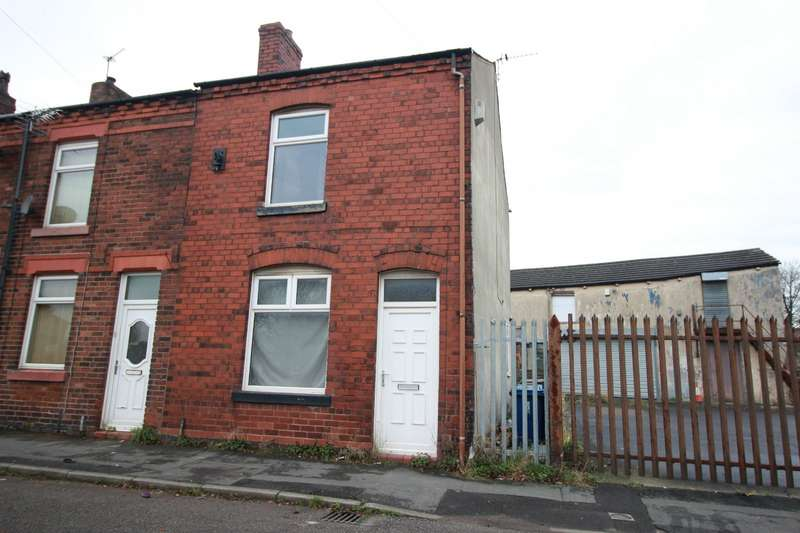 2 Bedrooms End Of Terrace House for sale in Richmond Hill, Wigan, Greater Manchester, WN5
