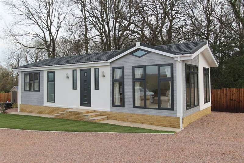 2 Bedrooms Park Home Mobile Home for sale in The Scowles, Coleford
