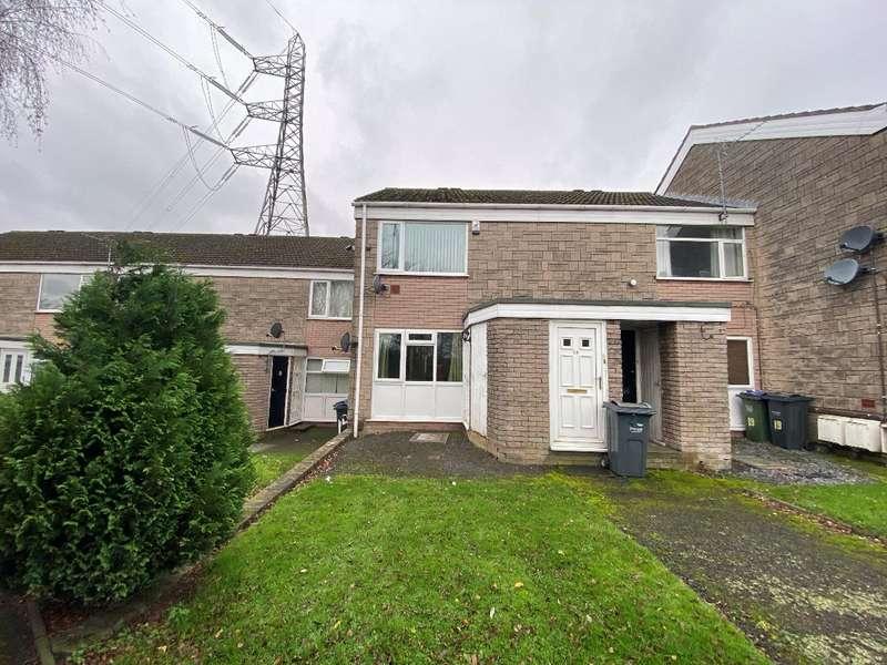 1 Bedroom Flat for rent in Ascot Walk, Oldbury
