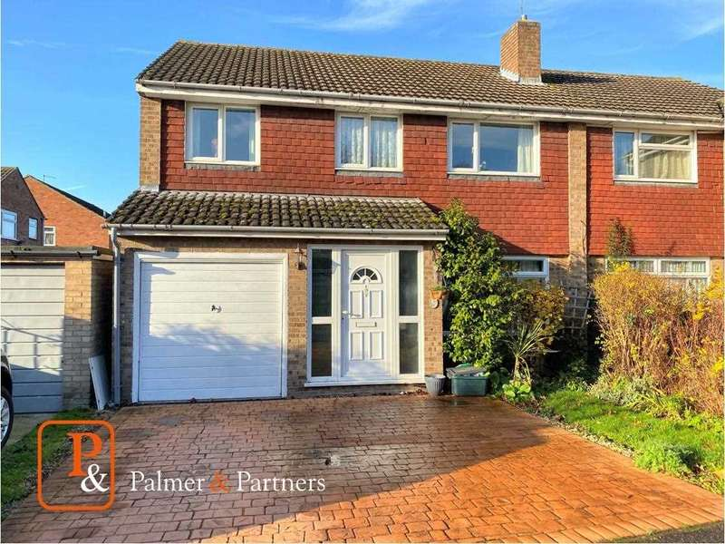 5 Bedrooms Detached House for sale in Evergreen Drive, St Johns, Colchester, CO4
