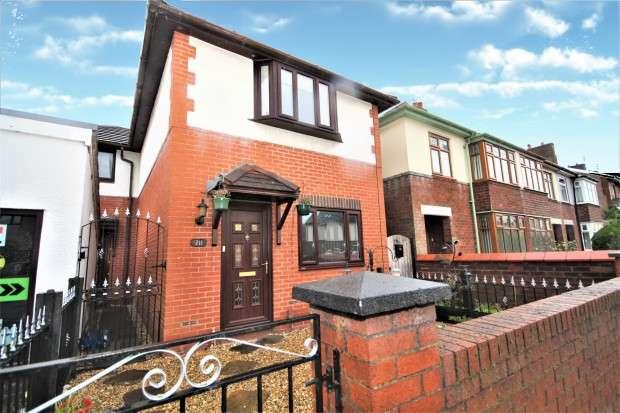 2 Bedrooms Apartment Flat for sale in Tulketh Brow, Preston, PR2