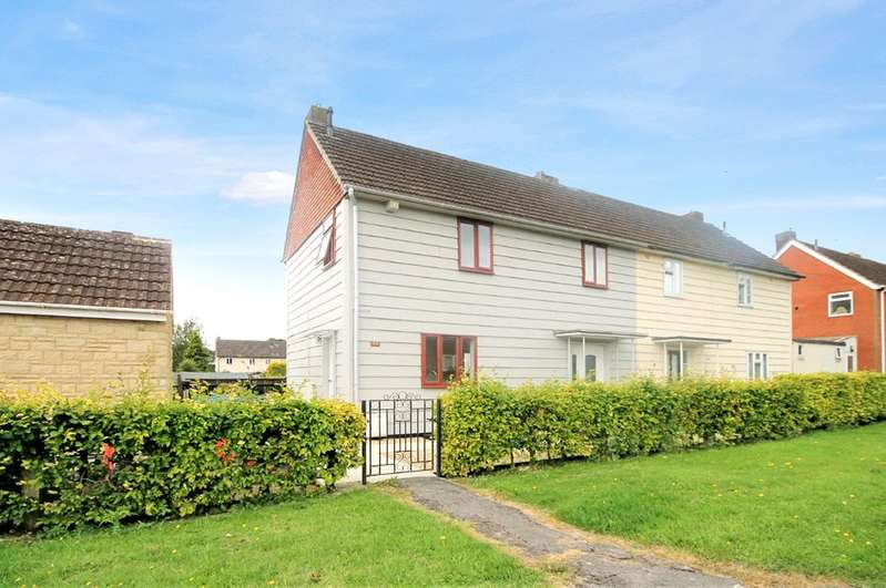 3 Bedrooms End Of Terrace House for rent in The Rosary, Royal Wootton Bassett, Wiltshire, SN4
