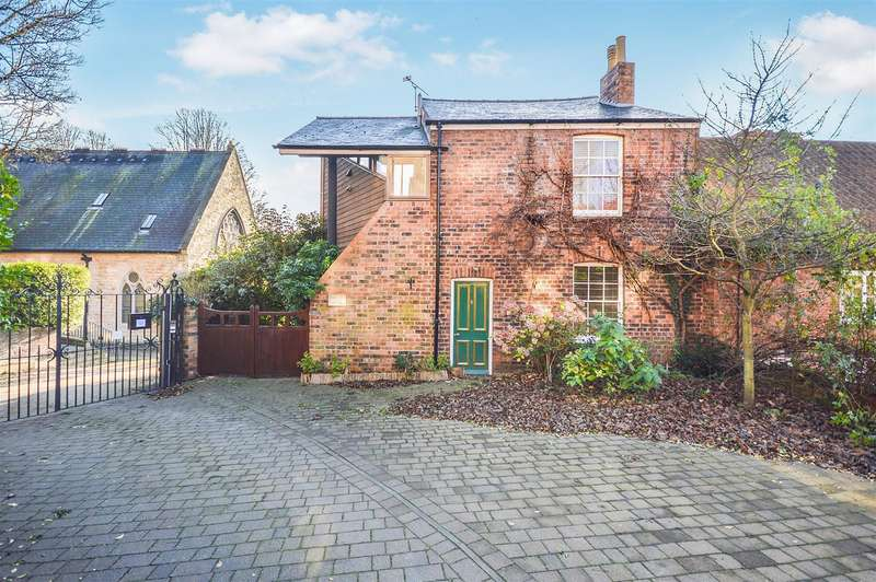 2 Bedrooms House for sale in Christs Hospital Terrace, Lincoln