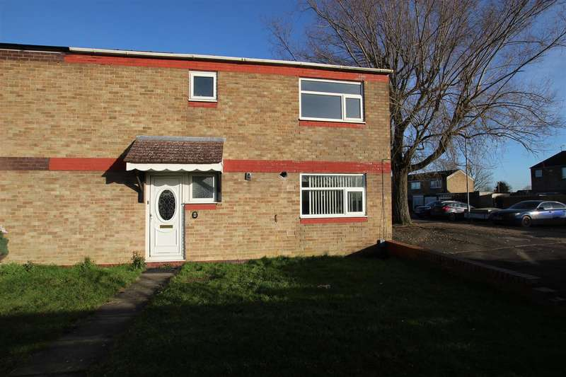 4 Bedrooms End Of Terrace House for rent in Dolphin Drive, Houghton Regis