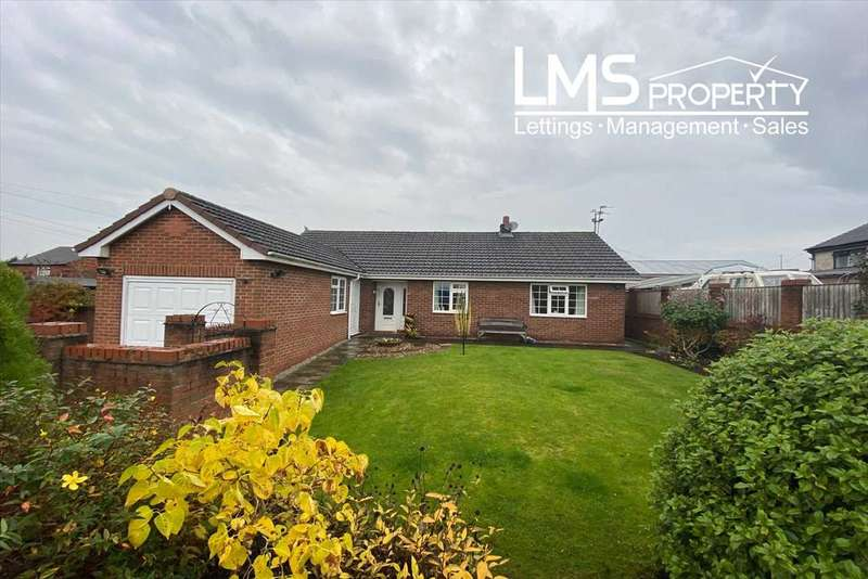 2 Bedrooms Bungalow for sale in Brooks Lane, Middlewich