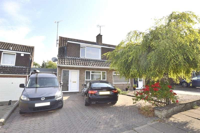 3 Bedrooms Semi Detached House for sale in Nettleton Road, CHELTENHAM, Gloucestershire, GL51