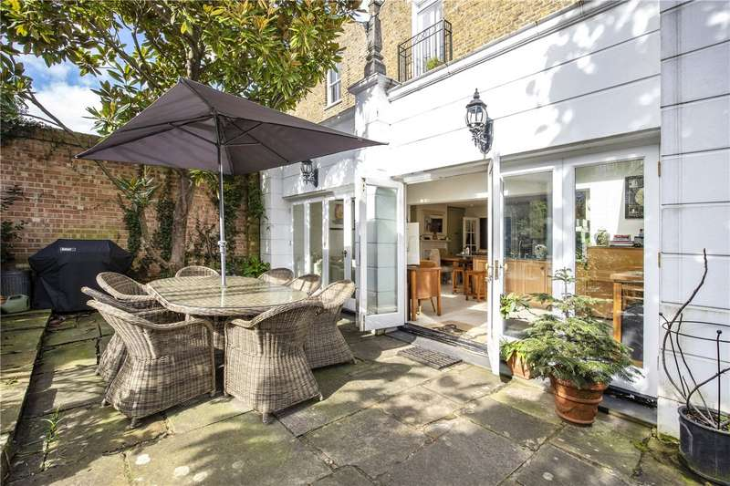 5 Bedrooms Semi Detached House for sale in Lebanon Gardens, London, SW18