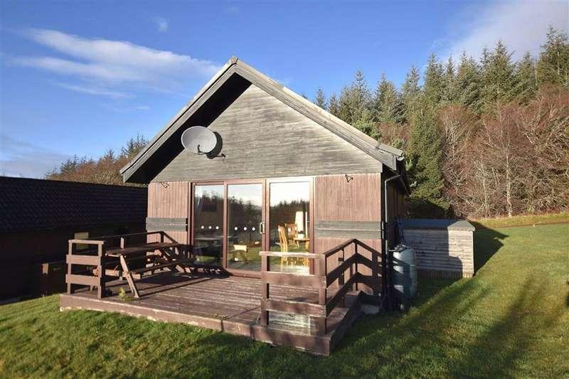 3 Bedrooms Detached Bungalow for sale in Glenlivet