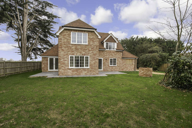 4 Bedrooms Detached House for sale in NEW HOME