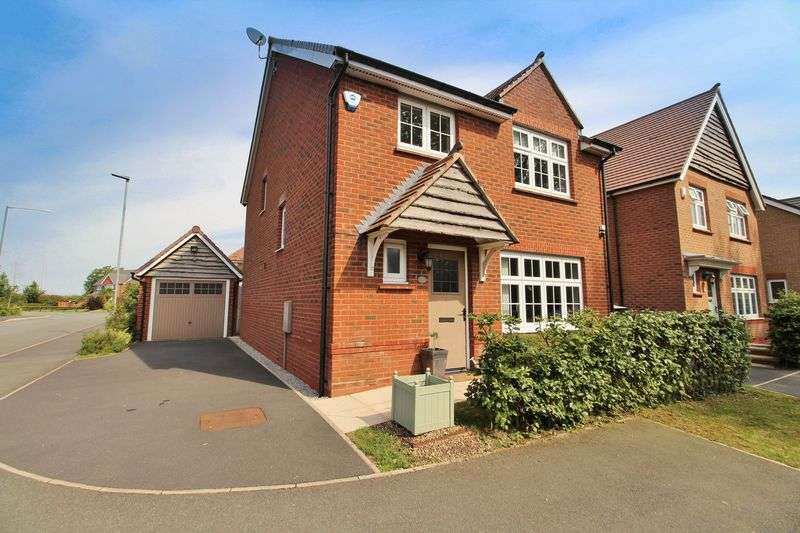 4 Bedrooms Property for sale in Tillage Close, Walmer Bridge, Preston