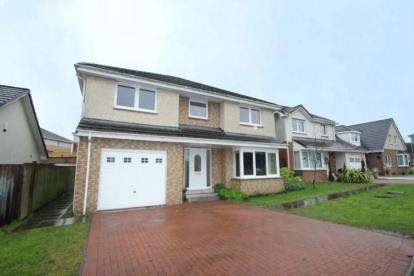 5 Bedrooms Detached House for sale in Killearn Crescent, Plains, Airdrie, North Lanarkshire