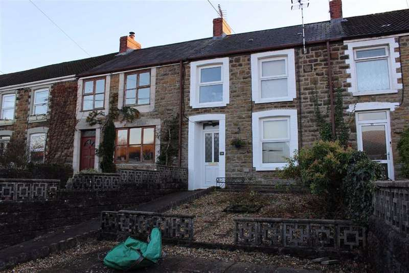 3 Bedrooms Terraced House for sale in Station Road, Llanmorlais