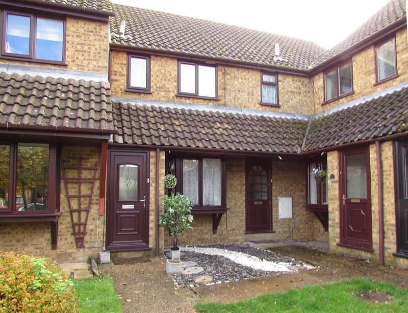 2 Bedrooms Terraced House for sale in Hockley Court, Hockliffe