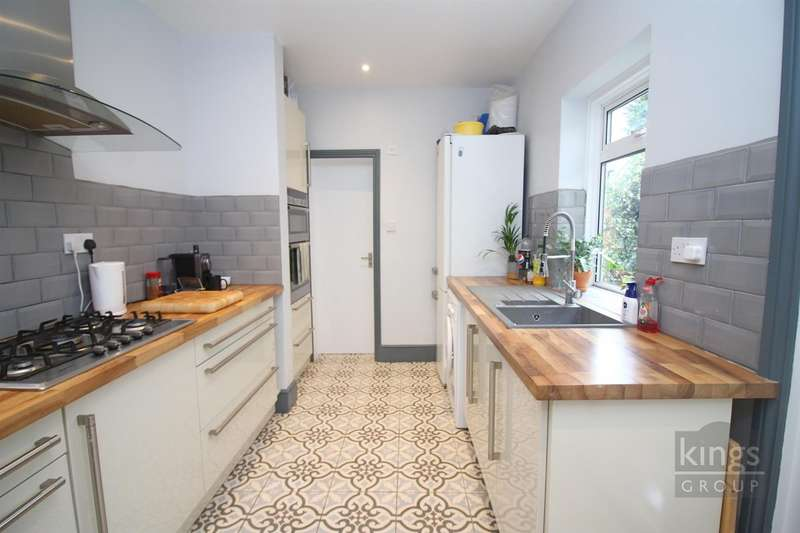 3 Bedrooms Terraced House for rent in Green Street, Enfield