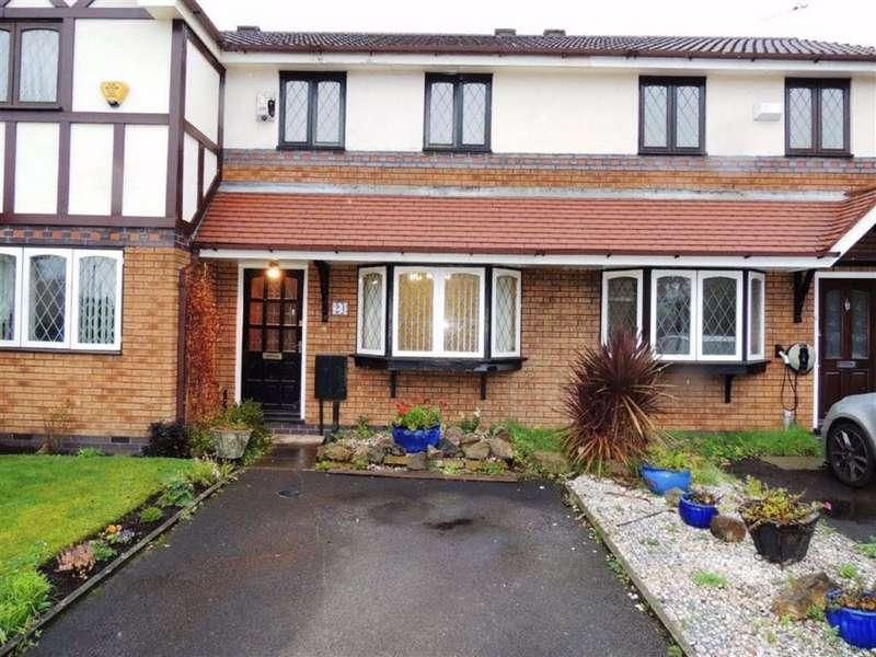 2 Bedrooms Terraced House for sale in Carpenters Walk, Droylsden, Manchester