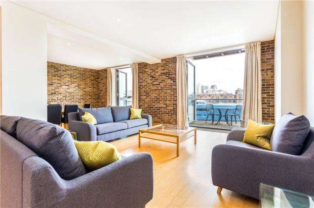 2 Bedrooms Flat for sale in Tea Trade Wharf, 26 Shad Thames, London