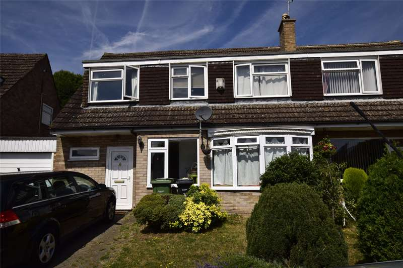 4 Bedrooms Semi Detached House for rent in Baker Road, Abingdon, OX14