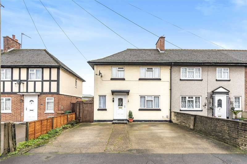 3 Bedrooms Terraced House for sale in Oakmead Road, Croydon, CR0