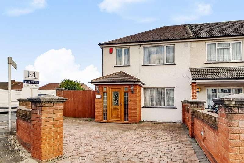 3 Bedrooms End Of Terrace House for sale in Kingsbridge Road, Norwood Green