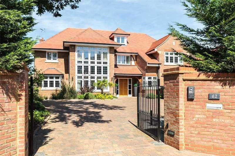7 Bedrooms Detached House for sale in Aldenham Avenue, Radlett, Hertfordshire, WD7
