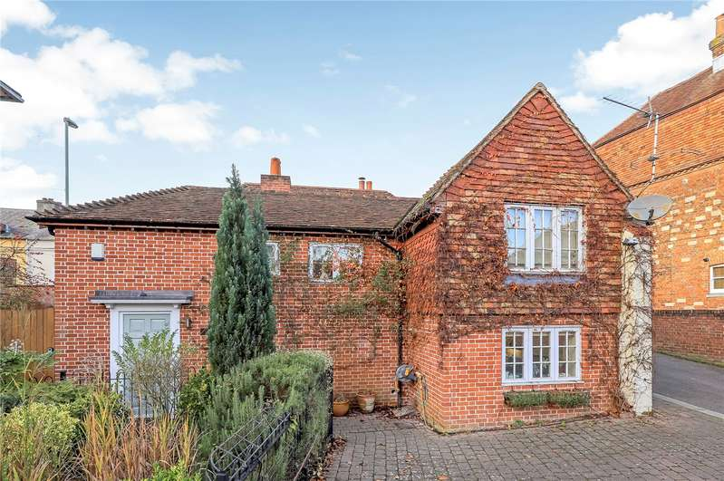 3 Bedrooms Detached House for sale in St. Cross Road, St Cross, Winchester, SO23
