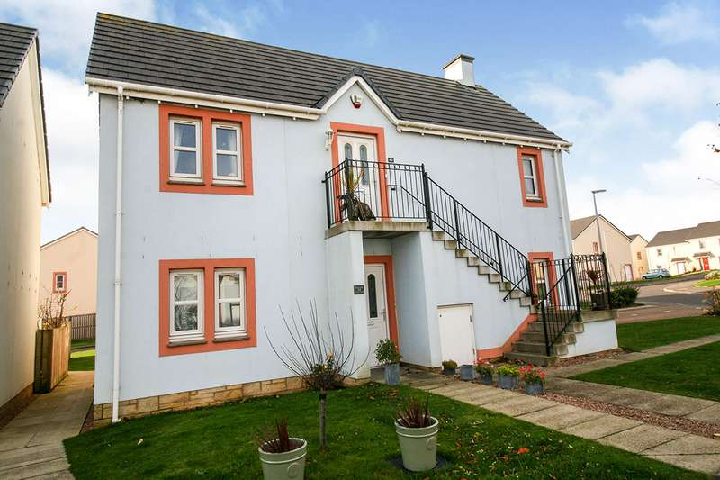 2 Bedrooms Apartment Flat for sale in Acorn Court, Cellardyke, Anstruther, Fife, KY10