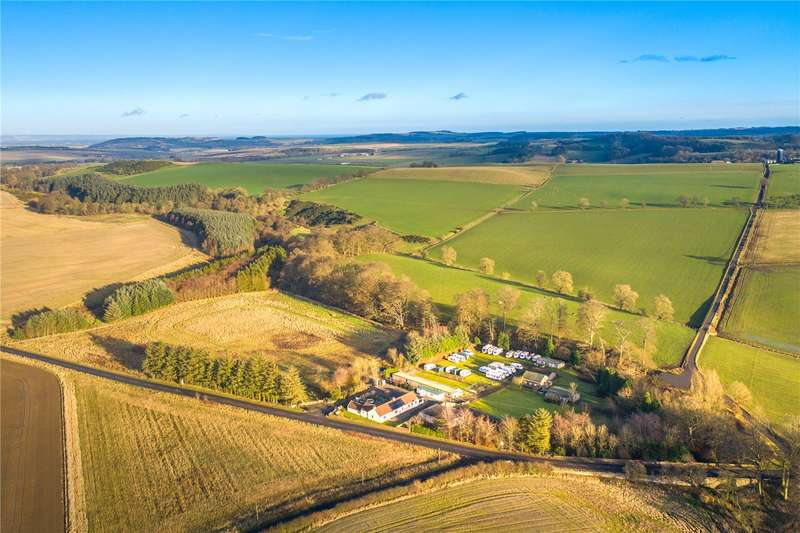 4 Bedrooms Equestrian Facility Character Property for sale in Union Farm, Craigrothie, Cupar, KY15