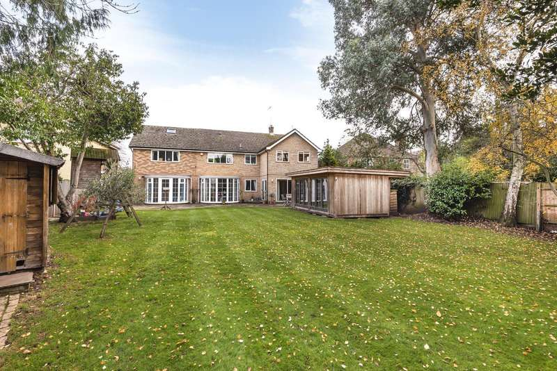 6 Bedrooms Detached House for sale in Garson Road, Esher, KT10