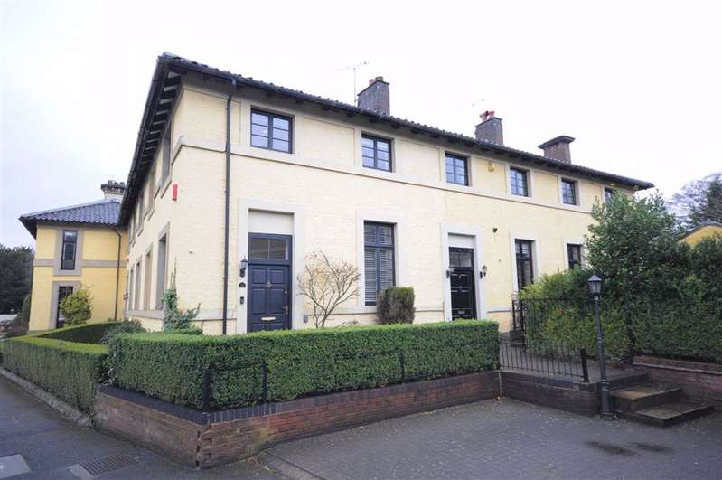 2 Bedrooms Mews House for rent in Trentham Court, Park Drive, Stoke-on-Trent