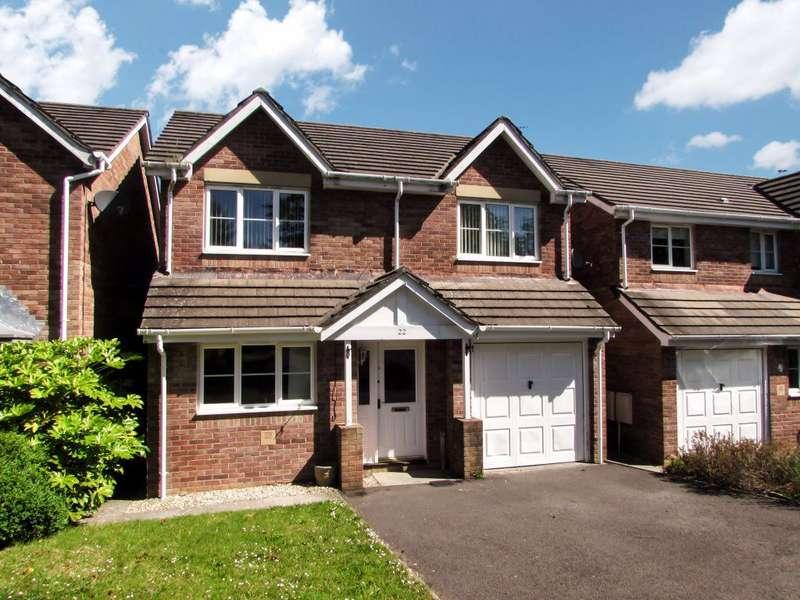 4 Bedrooms Property for rent in Llys Pentre, Broadlands, Bridgend, CF31 5DY