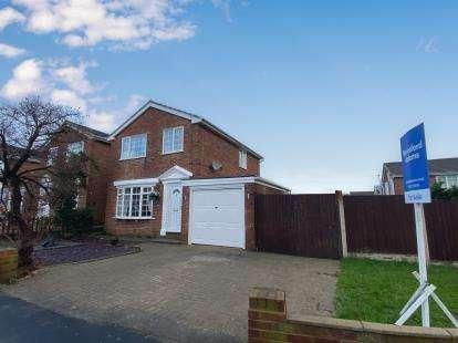 3 Bedrooms Detached House for sale in Maes Teg, Flint, Flintshire, CH6