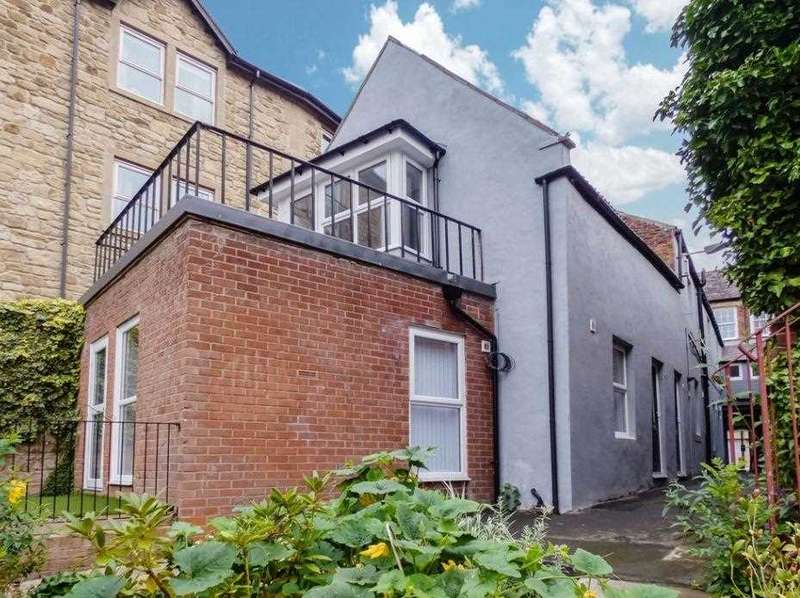 2 Bedrooms Flat for rent in Newgate Street, Morpeth
