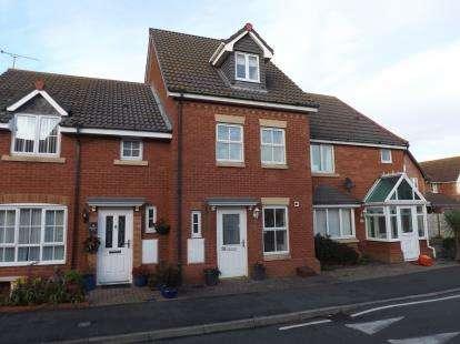 3 Bedrooms Terraced House for sale in Rhodfa Wyn, Prestatyn, Denbighshire, LL19