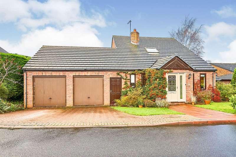 5 Bedrooms Detached House for sale in Ash Lea, Brampton, Cumbria, CA8
