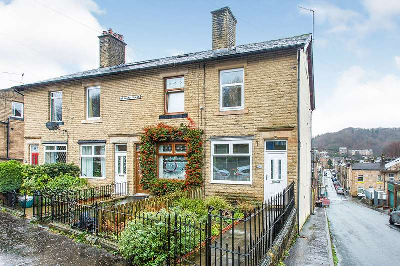 4 Bedrooms End Of Terrace House for sale in Stansfield Road, Todmorden, OL14
