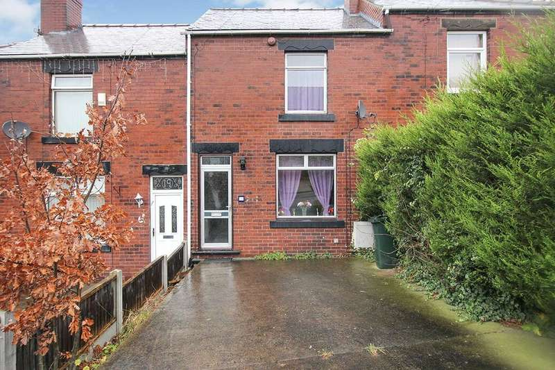 2 Bedrooms Property for sale in Cutlers Avenue, Barnsley, S70