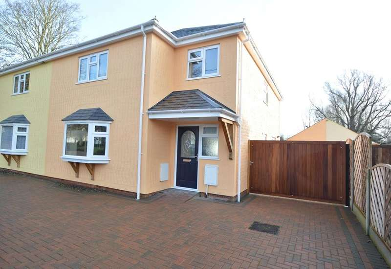 4 Bedrooms Semi Detached House for rent in Stoke Road, Clare
