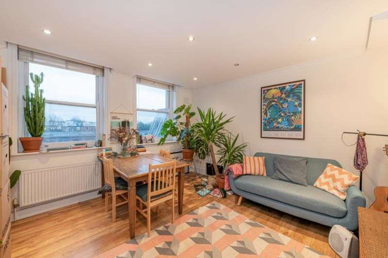 1 Bedroom Flat for rent in 193 Kentish Town Road, London