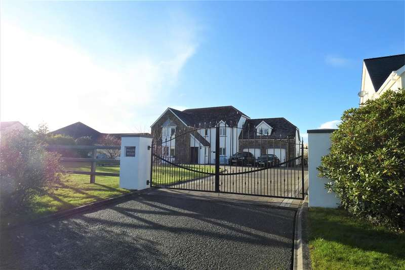 4 Bedrooms Detached House for sale in Swallows Return, Camrose, Haverfordwest
