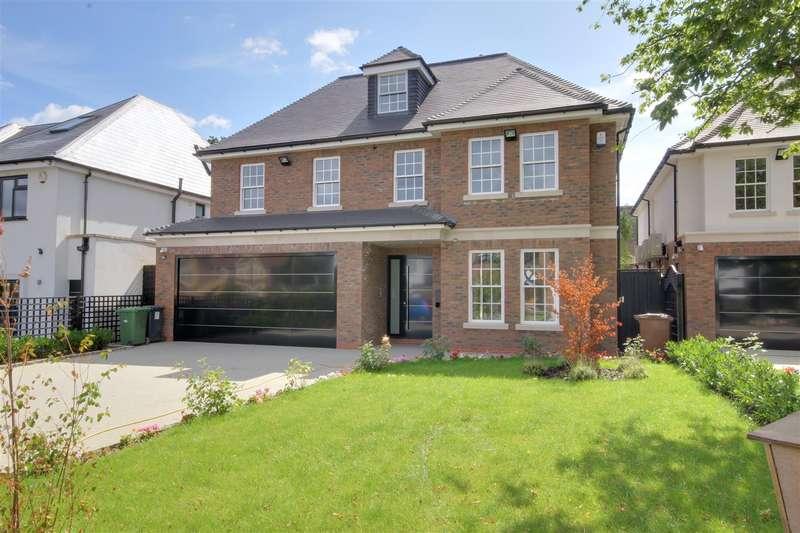 6 Bedrooms House for rent in Barham Avenue, Elstree, Borehamwood