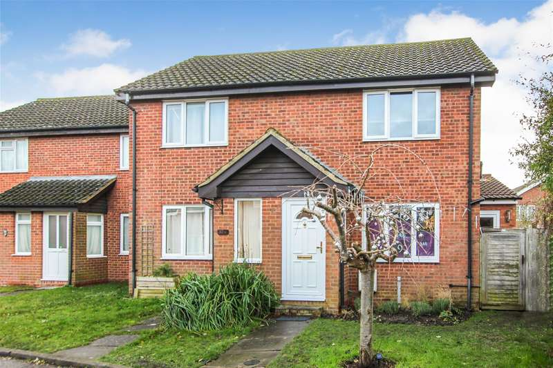 2 Bedrooms End Of Terrace House for sale in Church Hill, Cheddington - NO UPPER CHAIN