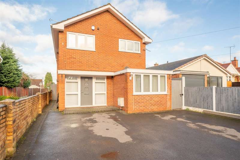 6 Bedrooms Detached House for sale in Broad Street, Kingswinford, DY6 9LP