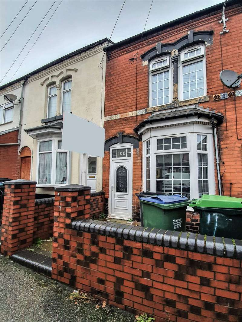3 Bedrooms Terraced House for rent in Edith Road, Smethwick, B66