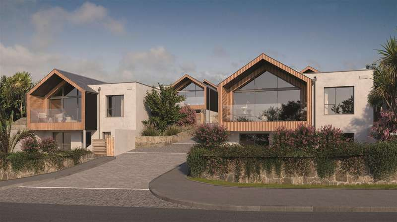 4 Bedrooms Detached House for sale in Alexandra Road, Newquay